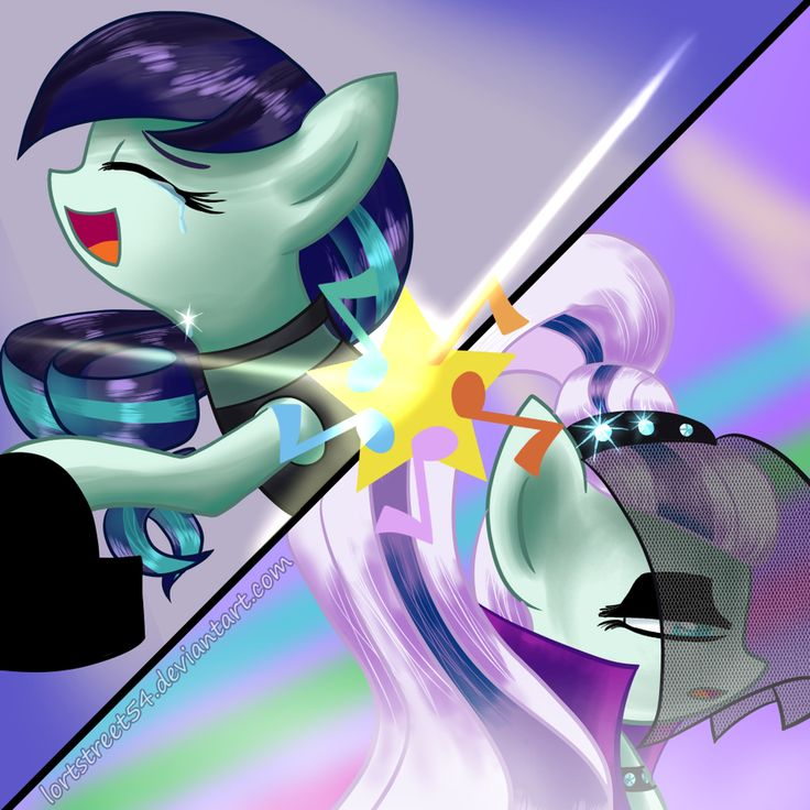Coloratura by Lortstreet54.deviantart.com on @DeviantArt