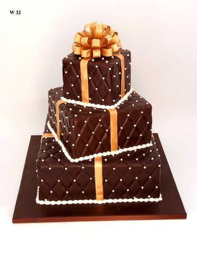 Carlo's Bakery - Modern Wedding Cake Designs: