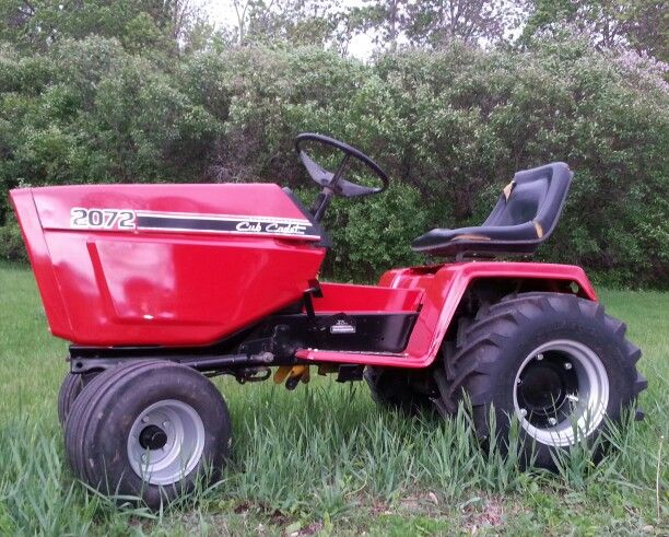 982 Cub Cadet Super Garden Tractor : Best images about garden tractors on pinterest other
