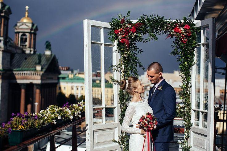 свадьба на крыше: 19 тыс изображений найдено в Яндекс.Картинках