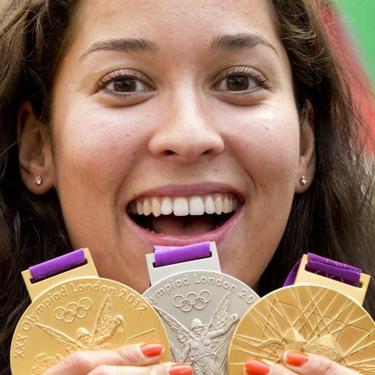Ranomi Kromowijojo wint 2 keer goud op de Olympische Spelen in Londen (2012) op de 50 en 100 meter vrije slag. In Peking werd ze met de Estafette dames ook al Olympisch kampioene.