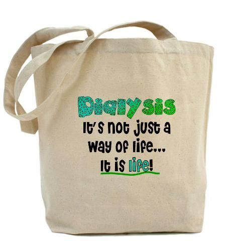 32 best images about dialysis patient necessities on for Personalized t shirt bags