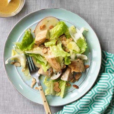 ... fresh food on Pinterest | Apple salad, Vinaigrette and Ahi poke