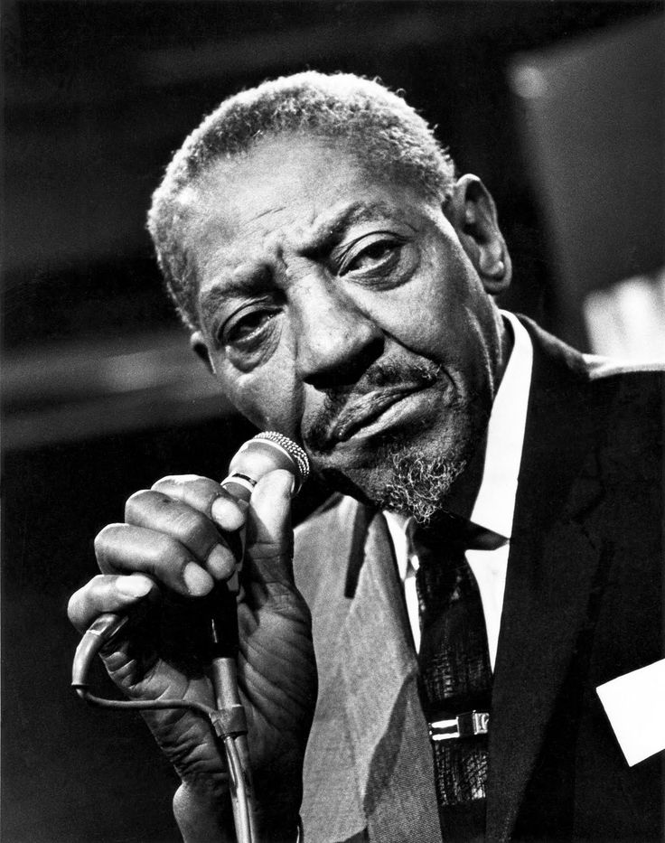 Aleck Rice Miller AKA Sonny Boy Williamson (1899 or 1912 - 1965) a legendary blues man who played with Robert Johnson, Muddy Waters and Elmore James. He also taught Howlin' Wolf how to play the harp.  Sonny_Boy_Williamson_VW_001.jpg 1,261×1,600 pixels