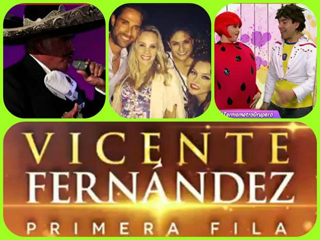 En nuestro sitio oficial de Televisa.com te compartimos los mejores conciertos, entrevistas, programas y contenidos exclusivos de todo lo que acontece en el medio del espectáculo.  Descubre todo lo que hacen los famosos durante el fin de semana con las mejores fotogalerías y notas exclusivas que puedes disfrutar a través de Televisa.com/hoy  Asimismo... Ver artículo