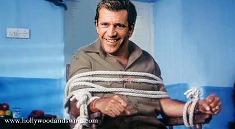 Poor Mel Gibson!!!  The Real Mel Gibson Discovered in Basement Where He's Been Held Captive For Last 8 Years