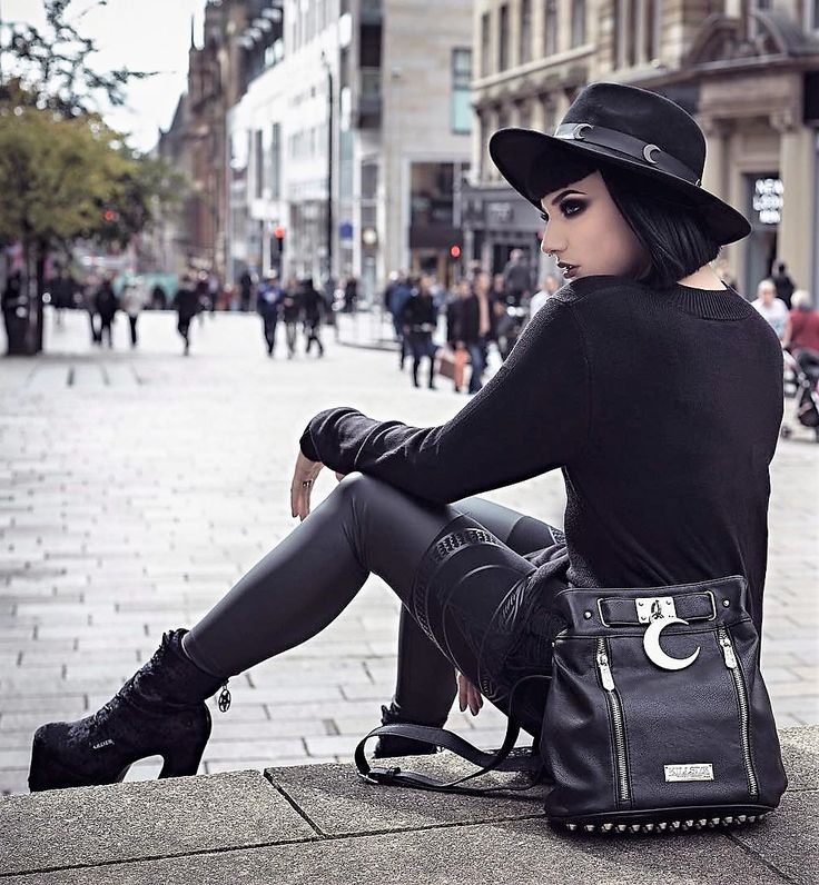 Nu-goth street style by pennold - Tap the link to shop on our official online store! You can also join our affiliate and/or rewards programs for FREE!