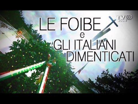Gli italiani dimenticati: la tragedia delle foibe e il racconto degli esuli