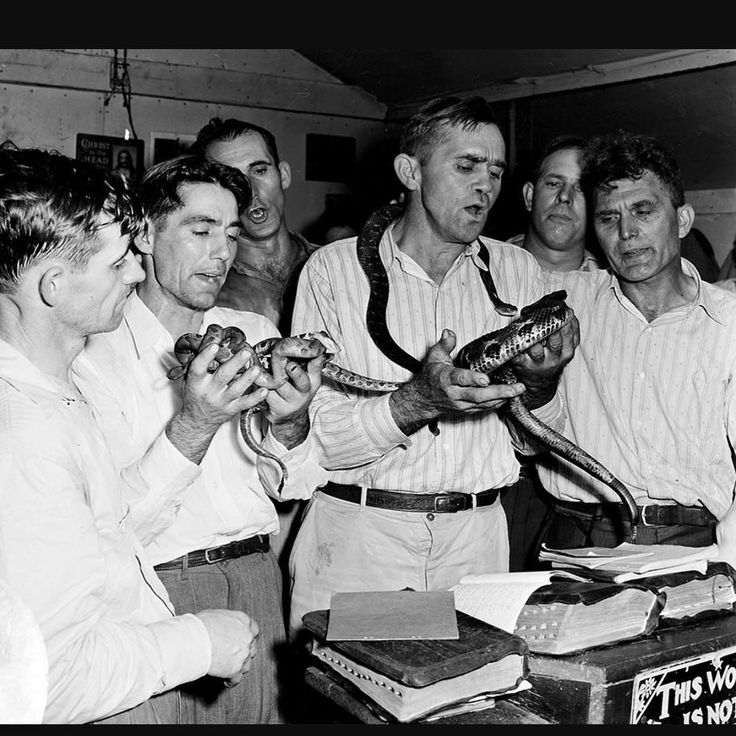 Holy Ghost rock n rollers aka East TX snake handlers at a Pentacostal church in the 50's. Tonite me & @scotthbiram play #sunradio show outside at #gueros on S. Congress in Austin 6-8 ya'll come! #southerngothic #salvationonsandmountain