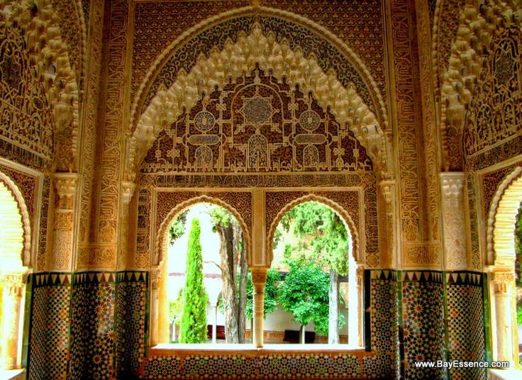 The Alhambra | Granada, Spain | www.bayessence.com