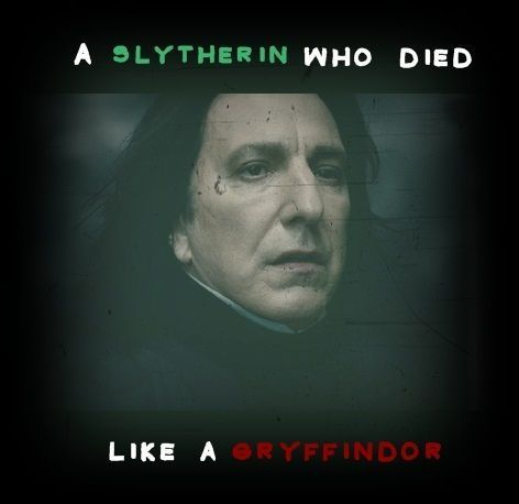 Why hasn't Alan Rickman won an award yet? Such a Harry Potter nerd and infatuated with Snape! :)