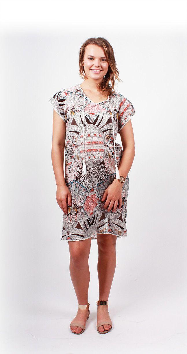 The Paua Room - Feathers Dress, $119.00 (http://www.thepauaroom.com/feathers-dress/)