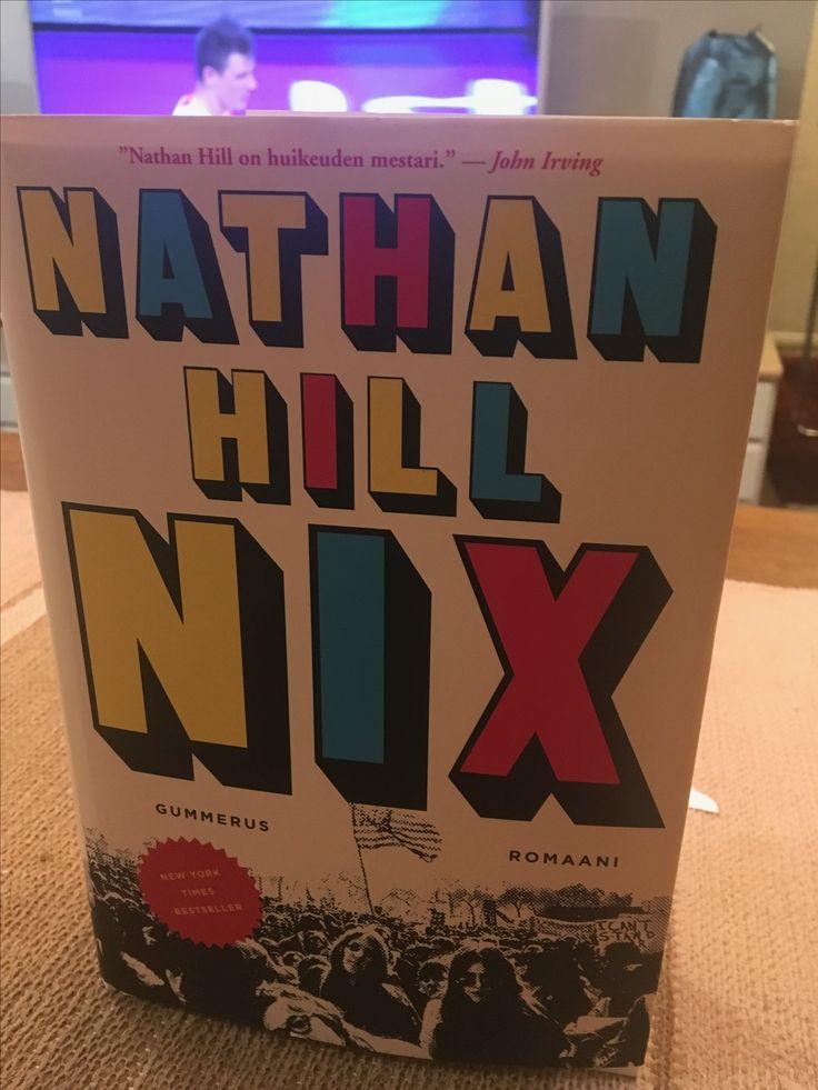 """""""Jos Samuel olisi tiennyt äitinsä olevan lähdössä, hän olisi saattanut olla tarkkaavaisempi"""" — Nathan Hill, Nix (2017)."""