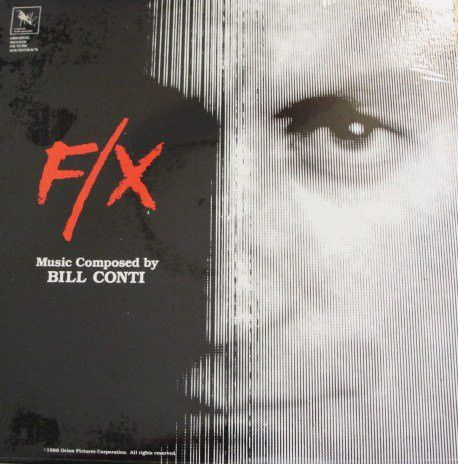 Bill Conti - F/X (Original Motion Picture Soundtrack): buy LP at Discogs