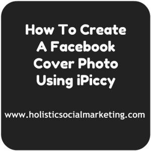 Create Facebook Cover Photo