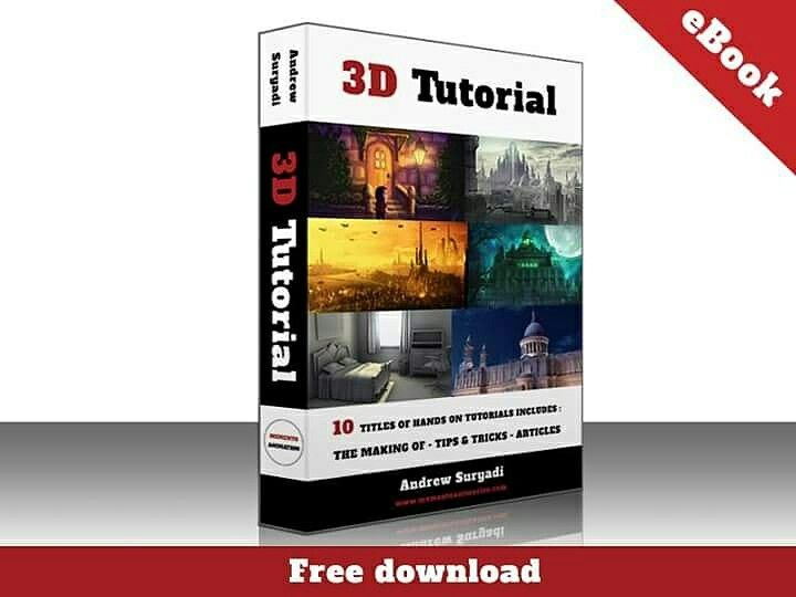 My e-book is ready for download.  For those of you who want to learn more about 3d art,  this e-book is for you.  You can download it at www.mementoanimation.com  tutorials section