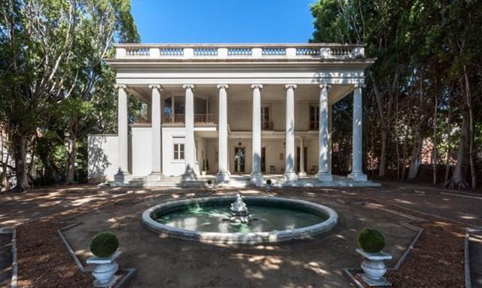 ABC Studios President Patrick Moran Picks Up L.A. Neoclassical for $5.8M