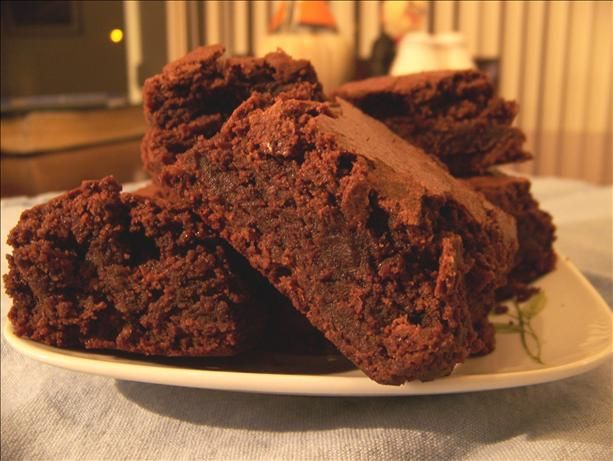 Brownies... with Julia Child.