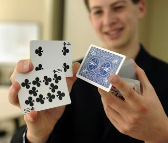 NEW YORK CARD MAGIC TRICKS!!! This cool magic trick learning site explains how to conjure up many excellent easy illusions , amazing coin tricks, group levitation secrets for card magicians.  Call Us 1 212 244-3633 Fantasma offers consultation, lessons, downloads, and inspires you to be amazing!