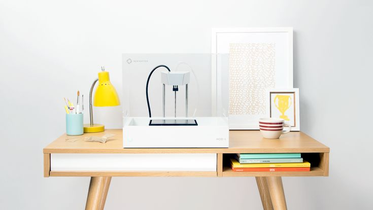 I don't care about the 3D printer,  I just want this desk!