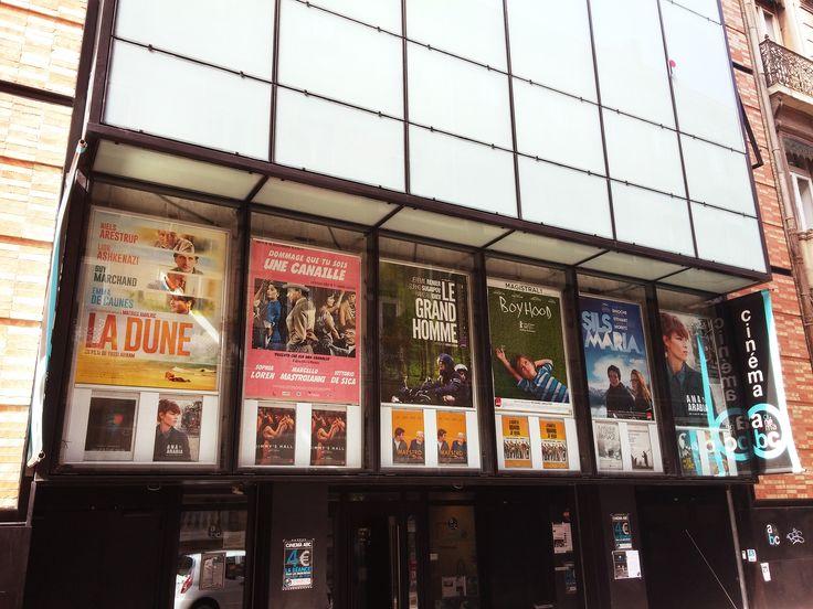 Cinéma ABC à Toulouse (31)