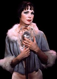 Susan Egan - Cabaret's Sally Bowles