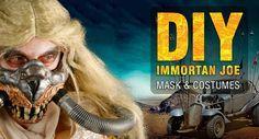 DIY Immortan Joe Costume – Fury Road