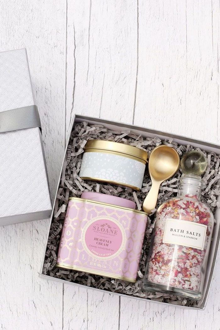 Mother day/'s Afternoon Tea Thank You Get Well Soon Anniversaire Cadeau Panier à linge