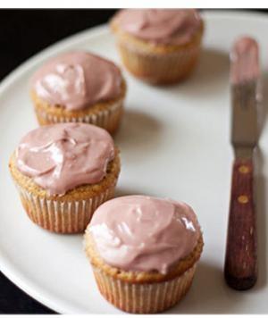 Ten healthiest cupcakes??