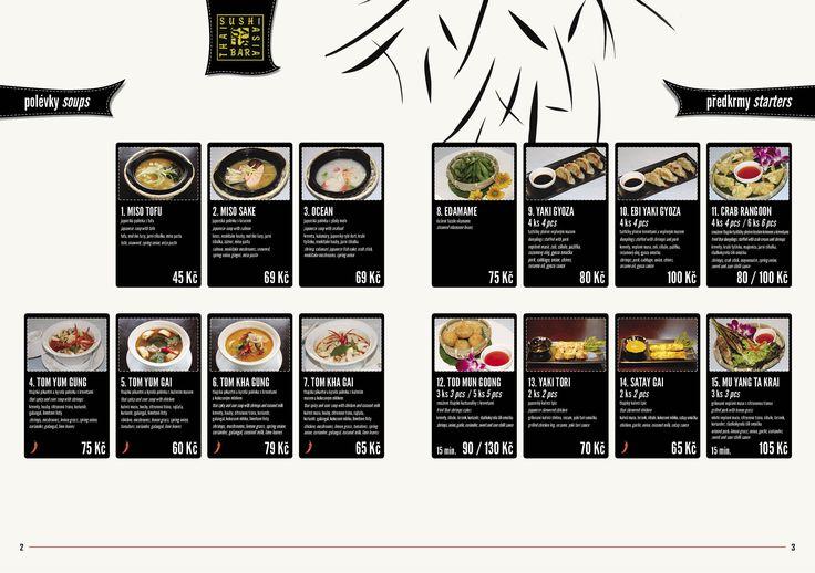 Japonské a Thajské menu   Sakerestaurant.cz
