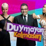 Star tv Duymayan Kalmasın Konuk : Aleyna Tilki ve Aziz Kiraz (8 Kasım 2016)