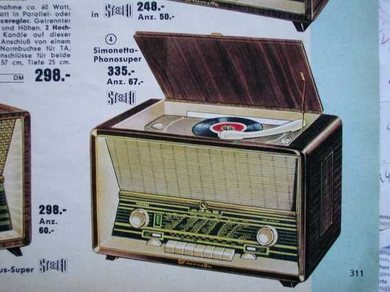 Quelle-Katalog 1961