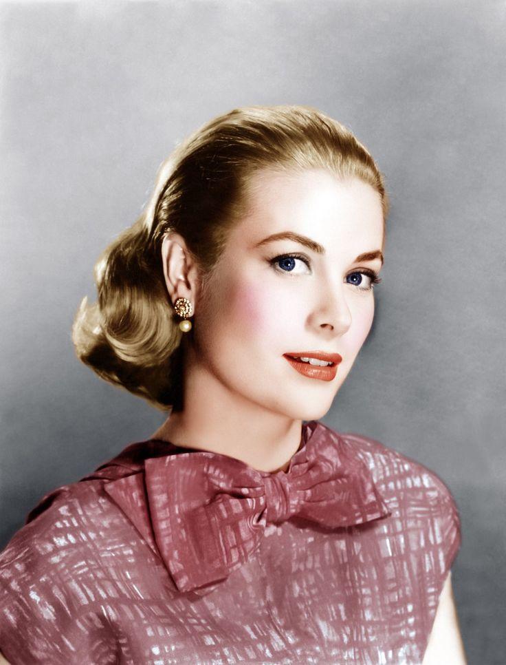 Grace Kelly, 1956.Vogue Italia
