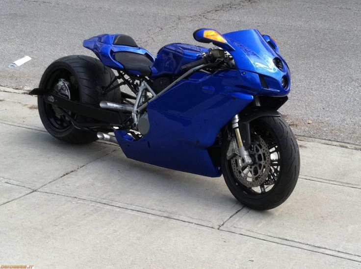 Custom Ducati 999 | 999 VERA Secondo Voi?   DaiDeGas Forum