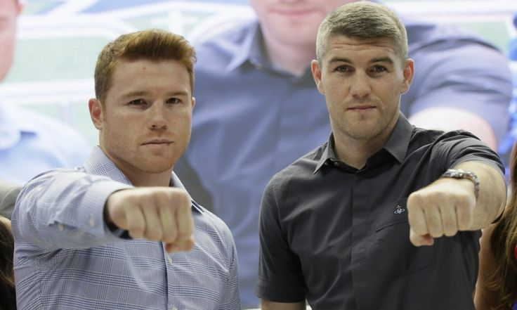 "Liam Smith: I'm not a blown-up welterweight, I will stop Canelo = The rest of the world might see it as a mismatch, but WBO junior welterweight champion Liam Smith has not accepted that fate in his upcoming bout with Saul ""Canelo"" Alvarez.  ""They are making....."