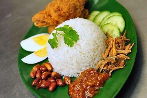 How To Make Indonesian Nasi Uduk Nasi Lemak Food Easy Meals