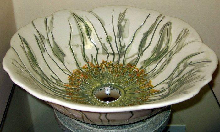 Basins and Prep Bowls Gallery Item r-515 - Rhoda Henning's Pottery Studio