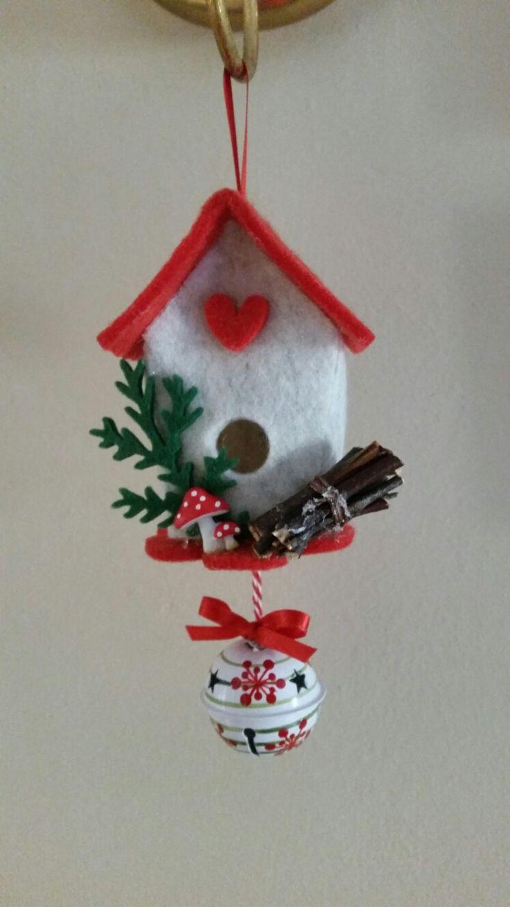 @Natale,casetta feltro#pannolenci