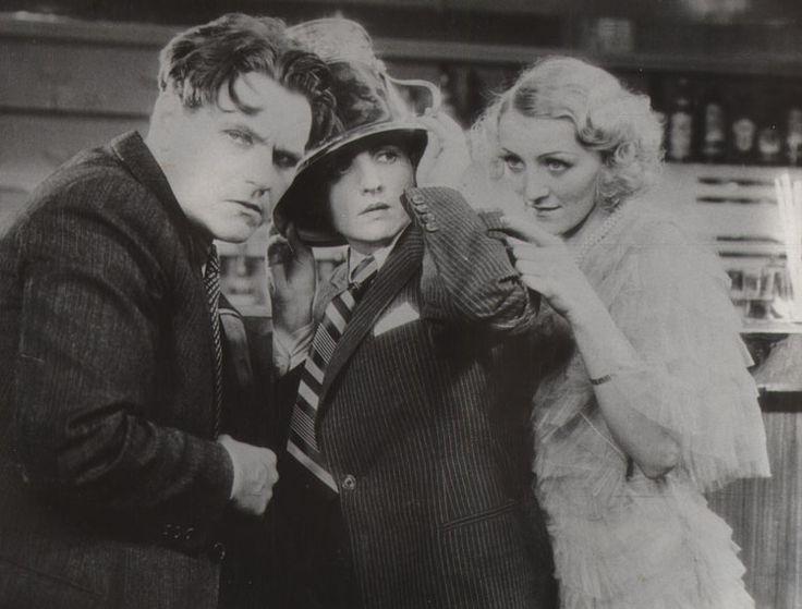 """Eugeniusz Bodo, Jadwiga Smosarska i Kazimiera Skalska, """"Czy Lucyna to dziewczyna?"""" (1934)"""