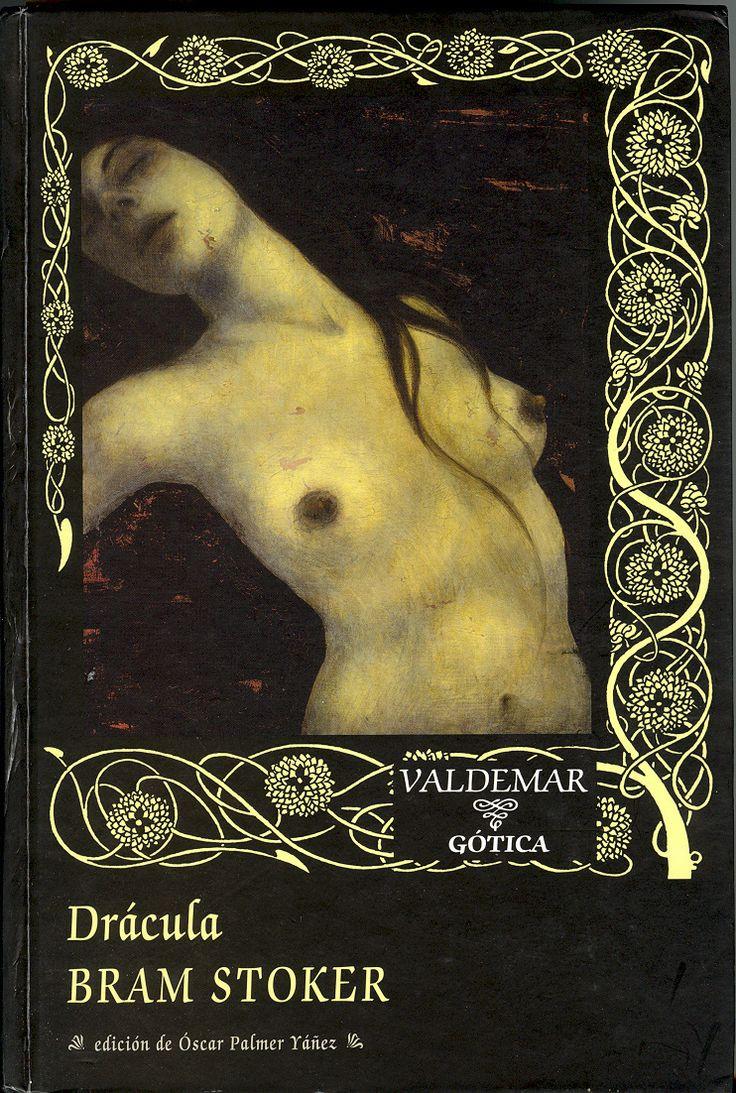 Drácula, de Bram Stoker, Editorial Valdemar