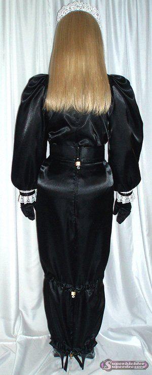 Punishment Locking Hobble Skirt Hobble Skirt Pinterest