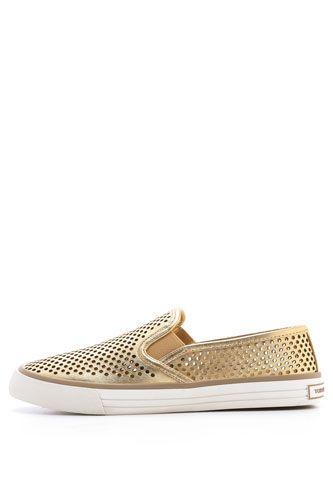 Tory Burch Miles Flat Slip-On Sneakers
