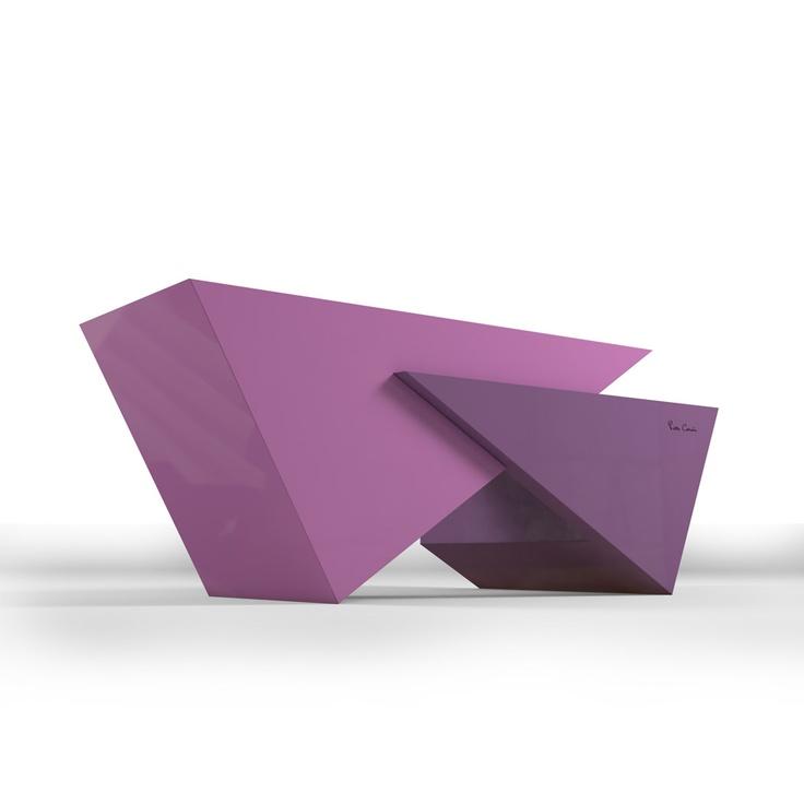 17 best images about pierre cardin on pinterest sculpture king size platform bed and - Chaise cobra studio pierre cardin ...