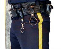 Ricks Police Belt...