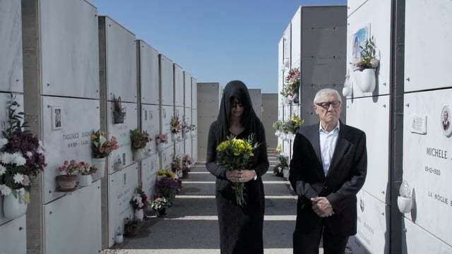Gallery of Santo Stefano Cemetery in Italy / Aldo Amoretti + Marco Calvi + Giancarlo Ranalli - 10