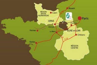 Belleme, Perche, Normandy, France historic   Canadian ...