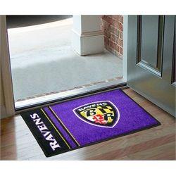 Baltimore Ravens Door Mat Rug Doormat