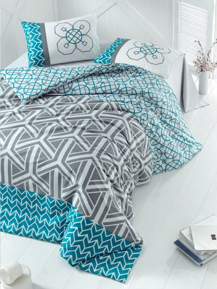Lenjeria pentru pat de la Valentini Bianco Ahsen este din bumbac de calitate superioara, iar imprimeul va aduce eleganta dormitorului ta. Profita de reducerea de 25% si comanda acum sau vino in magazinul nostru.http://goo.gl/IUqjYr