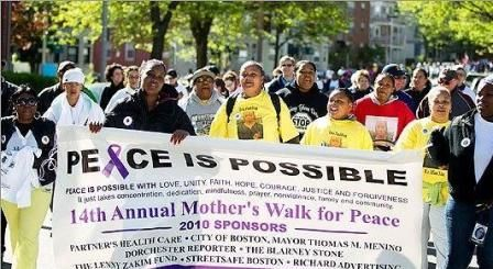 Walk for Peace on Mothers Day! | SCI Social Capital Inc.