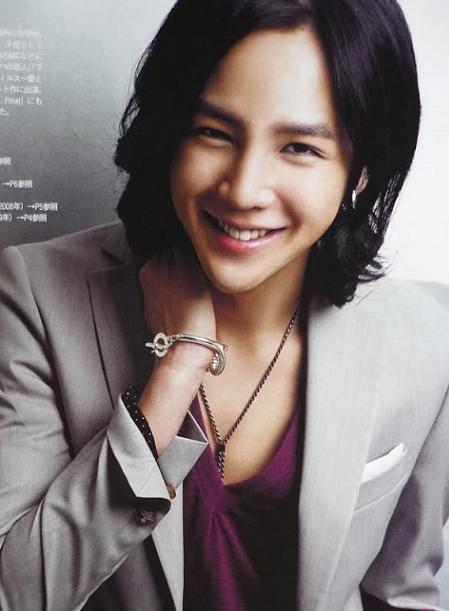 Jang Geun Suk <3 that smile >< <3